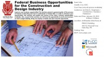 arquillano Seminario AiA: Federal Business Opportunities for the Design and Construction Industry