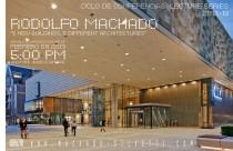arquillano Conferencia UPR: Rodolfo Machado
