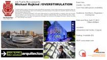 arquillano Conferencia AIA: Michael Rojkind