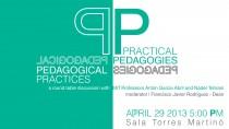 arquillano Conversatorio UPR: Pedagogical Practices | Practical Pedagogies