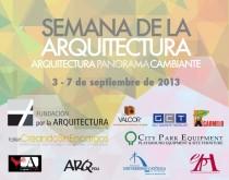 arquillano Semana de la Arquitectura 2013
