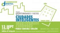arquillano Conferencia: Oportunidades y Retos de las Ciudades Inteligentes