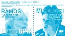 arquillano Conferencia UPR: Presentación del libro [Con]Textos: El Parque Luis Muñoz Rivera y el Tribunal Supremo.