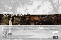 arquillano Presentación y Exhibición UPR: Casa por Klumb